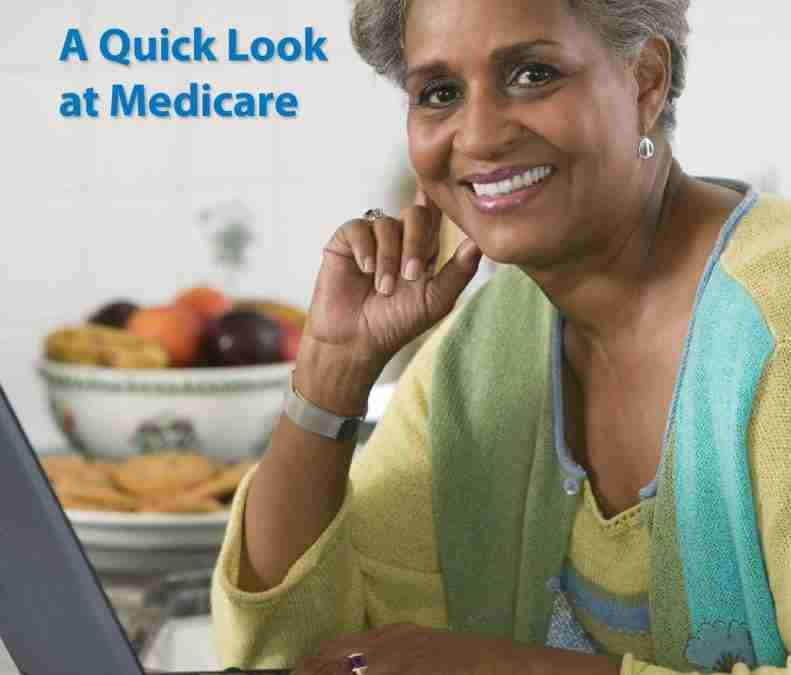 Download A Quick Look At Medicare